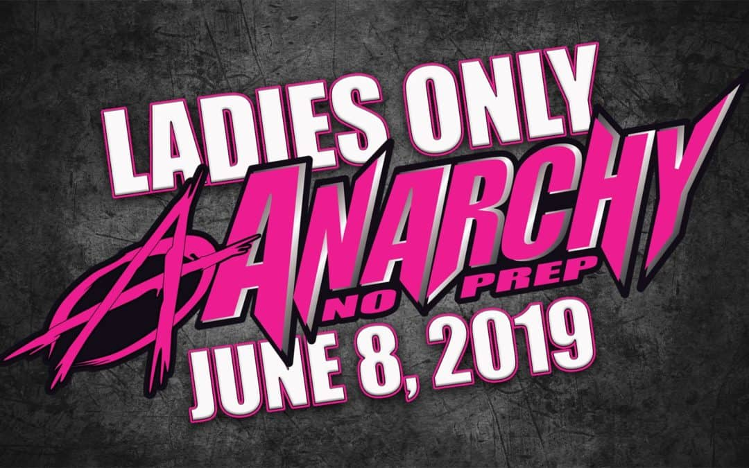 Ladies Only No Prep Class Added for 2019!