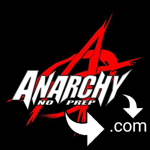 ANARCHYNOPREP.COM IS NOW LIVE!!